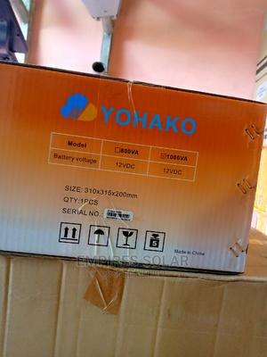 Yohako 1kva Intelligent Inverter With Charger   Solar Energy for sale in Lagos State, Ikeja