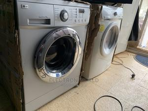 LG 8kg Automatic Washing Machine | Home Appliances for sale in Abuja (FCT) State, Gwarinpa