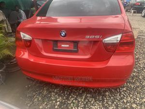 BMW 325i 2006 Red | Cars for sale in Lagos State, Abule Egba