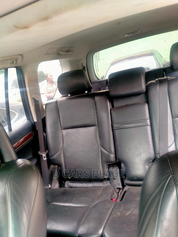 Lexus GX 2010 460 Silver | Cars for sale in Lekki, Lagos State, Nigeria