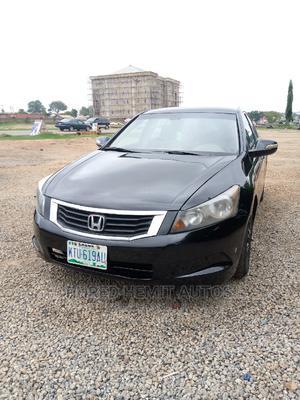 Honda Accord 2009 2.0 I-Vtec Automatic Black   Cars for sale in Abuja (FCT) State, Gudu