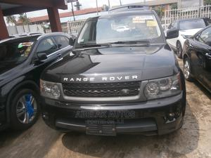 Land Rover Range Rover 2012 Black | Cars for sale in Lagos State, Ikeja