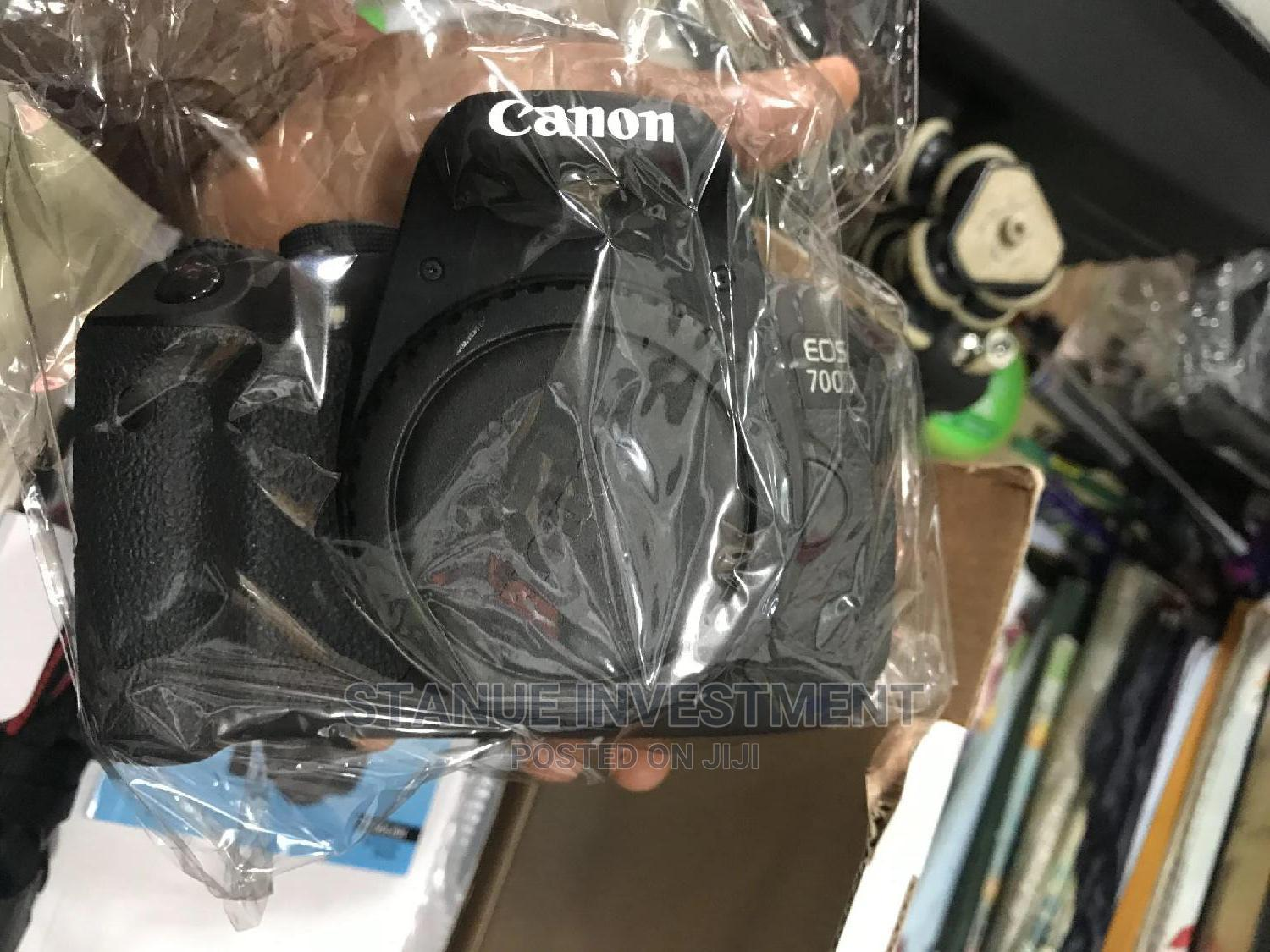 CANON EOS 700D Camera   Photo & Video Cameras for sale in Ikeja, Lagos State, Nigeria