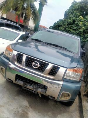 Nissan Titan 2010 Green   Cars for sale in Lagos State, Lekki