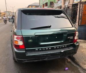 Land Rover Range Rover Sport 2007 Green   Cars for sale in Lagos State, Ikeja