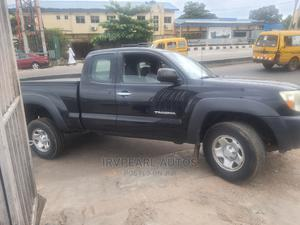 Toyota Tacoma 2008 4x4 Access Cab Black | Cars for sale in Lagos State, Ojodu