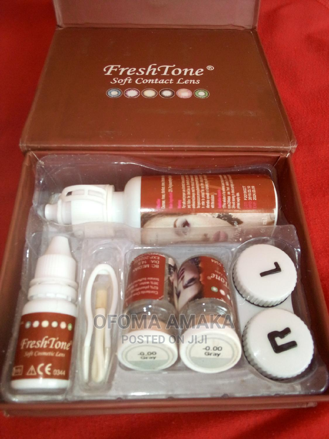 Archive: Freshtone All in One Eye Contact Lens