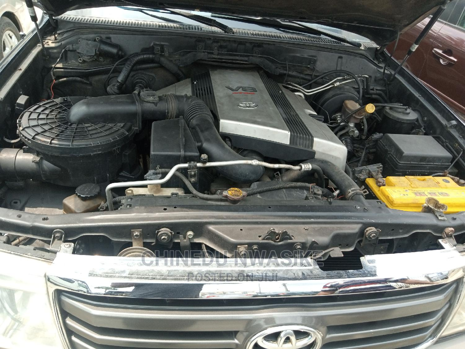Toyota Land Cruiser 2005 Black | Cars for sale in Port-Harcourt, Rivers State, Nigeria