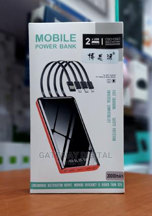 BSY-20 Mobile Powerbank 20,000mah | Accessories for Mobile Phones & Tablets for sale in Lagos State, Ikeja
