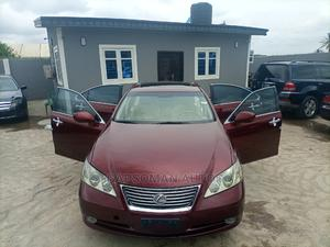 Lexus ES 2008 350 Red | Cars for sale in Lagos State, Ifako-Ijaiye