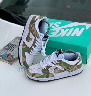 "*Nike Sb Dunk Low ""Camo""*   Shoes for sale in Lagos State, Lagos Island (Eko)"