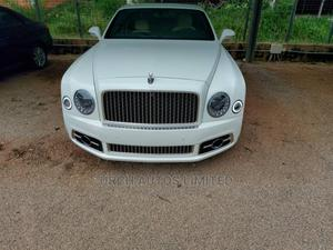 New Bentley Mulsanne 2019 Base Ext WB White | Cars for sale in Abuja (FCT) State, Wuse 2