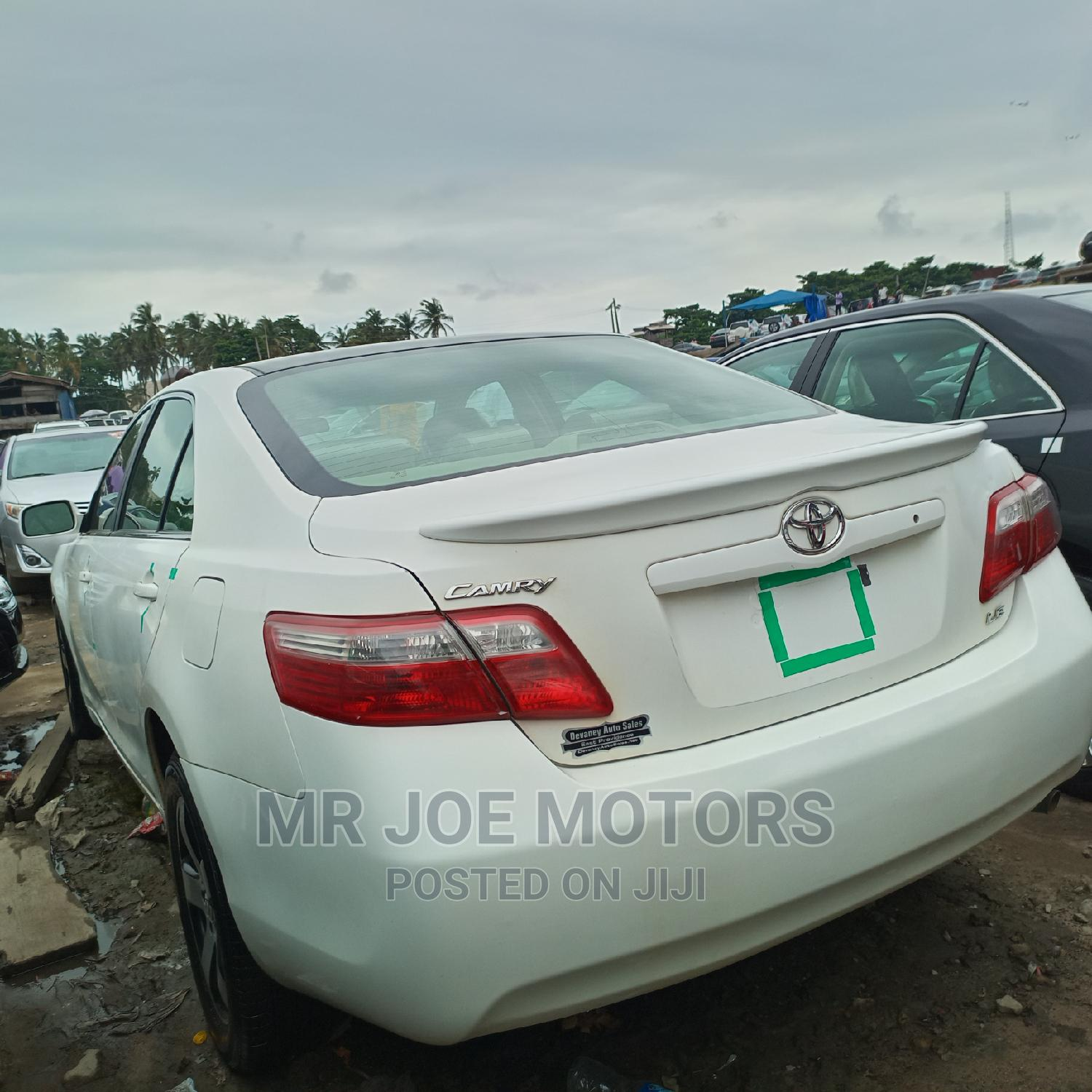Toyota Camry 2007 White | Cars for sale in Apapa, Lagos State, Nigeria
