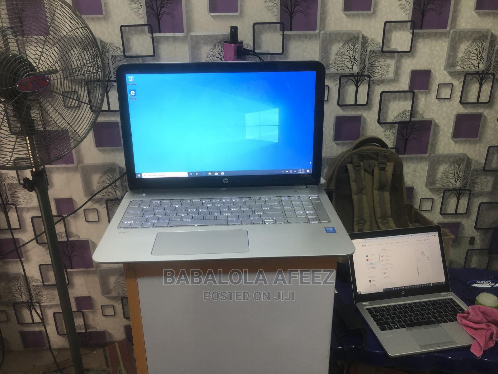Laptop HP Envy 15 8GB Intel Core I5 HDD 1T   Laptops & Computers for sale in Ido, Oyo State, Nigeria