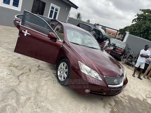 Lexus ES 2007 Red   Cars for sale in Lagos State, Ogba
