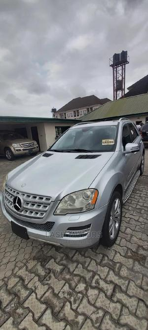 Mercedes-Benz M Class 2011 Silver | Cars for sale in Lagos State, Amuwo-Odofin