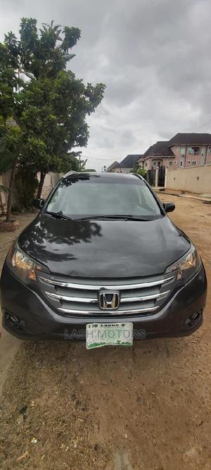 Honda CR-V 2014 Gray | Cars for sale in Lagos State, Amuwo-Odofin