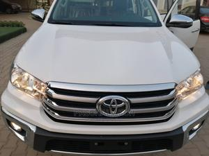 Toyota Hilux 2020 White | Cars for sale in Abuja (FCT) State, Gwarinpa