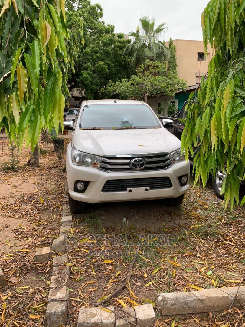 Toyota Hilux 2020 White   Cars for sale in Gwarinpa, Abuja (FCT) State, Nigeria