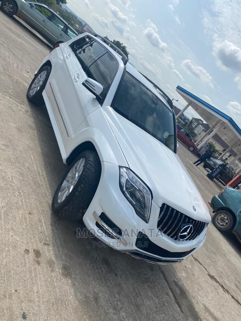 Mercedes-Benz GLK-Class 2011 350 White   Cars for sale in Central Business District, Abuja (FCT) State, Nigeria