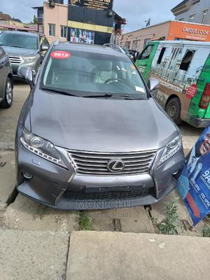 Lexus RX 2013 Gray   Cars for sale in Lagos State, Amuwo-Odofin