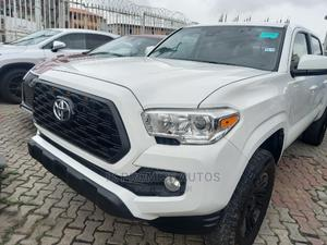 Toyota Tacoma 2020 White | Cars for sale in Lagos State, Ikeja