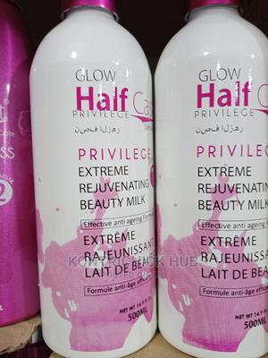 Half Cast Privilege Extreme Rejuvinating Milk | Skin Care for sale in Bayelsa State, Yenagoa