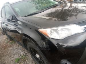 Toyota RAV4 2013 Black | Cars for sale in Abuja (FCT) State, Gudu