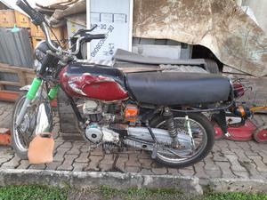 Bajaj Pulsar 135 LS 2016 Red   Motorcycles & Scooters for sale in Lagos State, Ifako-Ijaiye