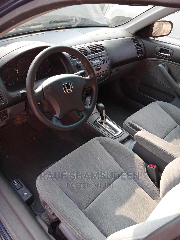 Archive: Honda Civic 2004 Blue
