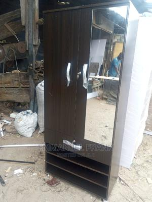 Quality Wardrobe With Mirror | Furniture for sale in Lagos State, Isolo