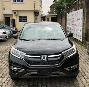Honda CR-V 2015 Black   Cars for sale in Lagos State, Magodo