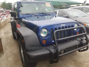 Jeep Wrangler 2010 Sahara Blue | Cars for sale in Lagos State, Apapa