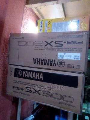 Yamaha Keyboard Model PSR-SX600 | Musical Instruments & Gear for sale in Lagos State, Ikeja