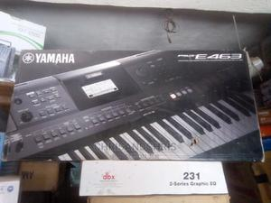 Yamaha Keyboard Model PSR-E463 | Musical Instruments & Gear for sale in Lagos State, Ikeja