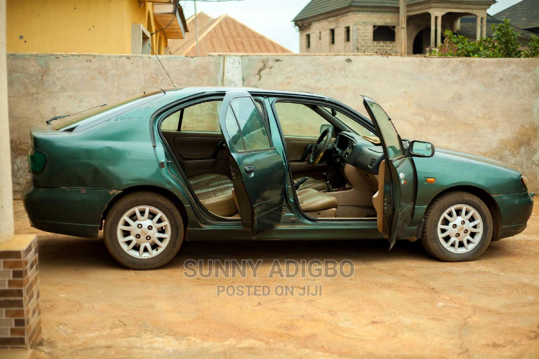 Nissan Primera 2000 2.0 Wagon Green | Cars for sale in Akure, Ondo State, Nigeria
