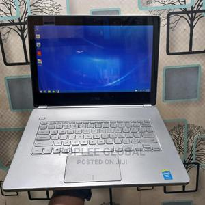 Laptop Dell Inspiron 14 7437 8GB Intel Core I7 HDD 500GB   Laptops & Computers for sale in Lagos State, Ikeja