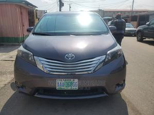 Toyota Sienna 2015 Gray | Cars for sale in Lagos State, Surulere