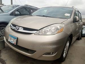 Toyota Sienna 2008 XLE Gold | Cars for sale in Lagos State, Apapa