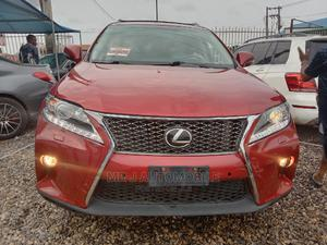 Lexus RX 2010 350 Red | Cars for sale in Lagos State, Isolo