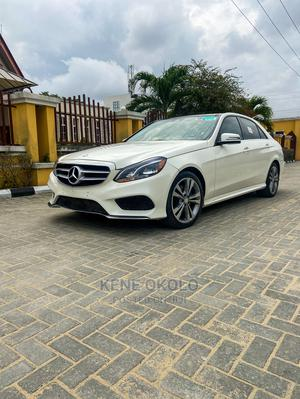 Mercedes-Benz E350 2016 White | Cars for sale in Lagos State, Lekki