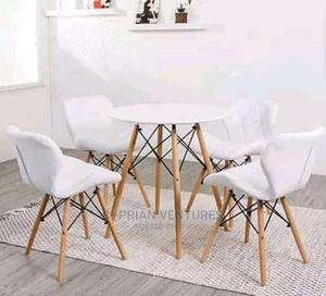 Super Quality Dining Table and Chairs Available | Furniture for sale in Abuja (FCT) State, Garki 1