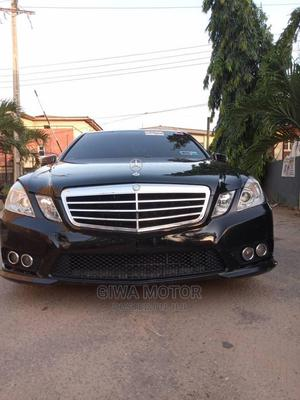 Mercedes-Benz E350 2012 Black   Cars for sale in Lagos State, Abule Egba