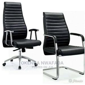 Executive Office Chair and the Visitors Chair. | Furniture for sale in Rivers State, Obio-Akpor