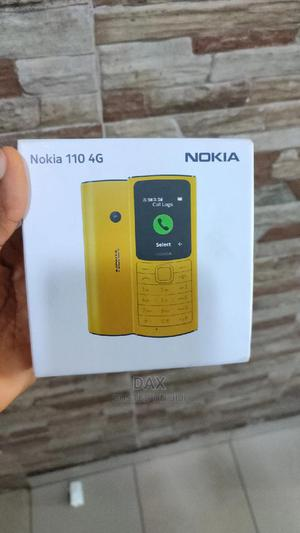 New Nokia 110 Yellow   Mobile Phones for sale in Lagos State, Victoria Island