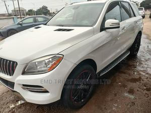 Mercedes-Benz M Class 2015 White   Cars for sale in Delta State, Aniocha South