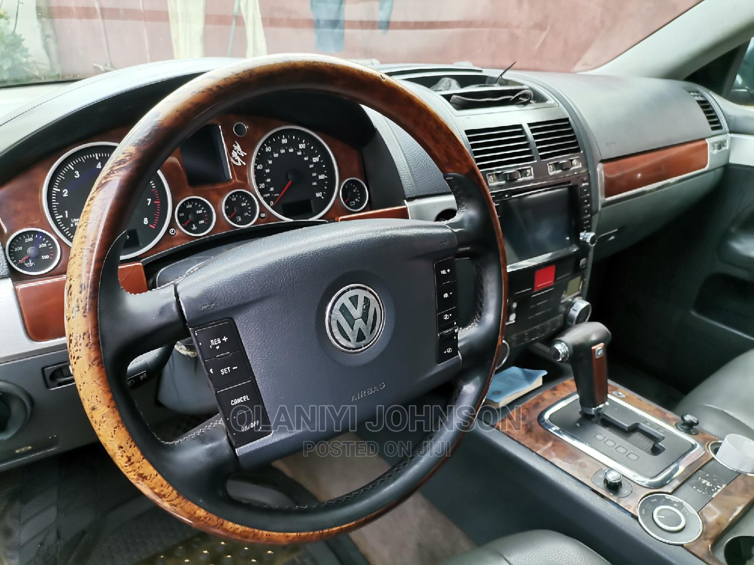 Archive: Volkswagen Touareg 2006 3.2 Automatic Green