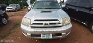 Toyota 4-Runner 2003 4.7 Silver | Cars for sale in Abuja (FCT) State, Kubwa