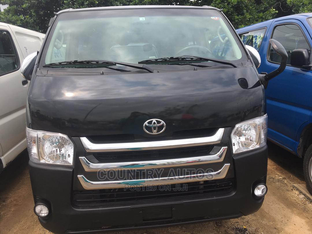 Toyota Hiace Bus | Buses & Microbuses for sale in Apapa, Lagos State, Nigeria
