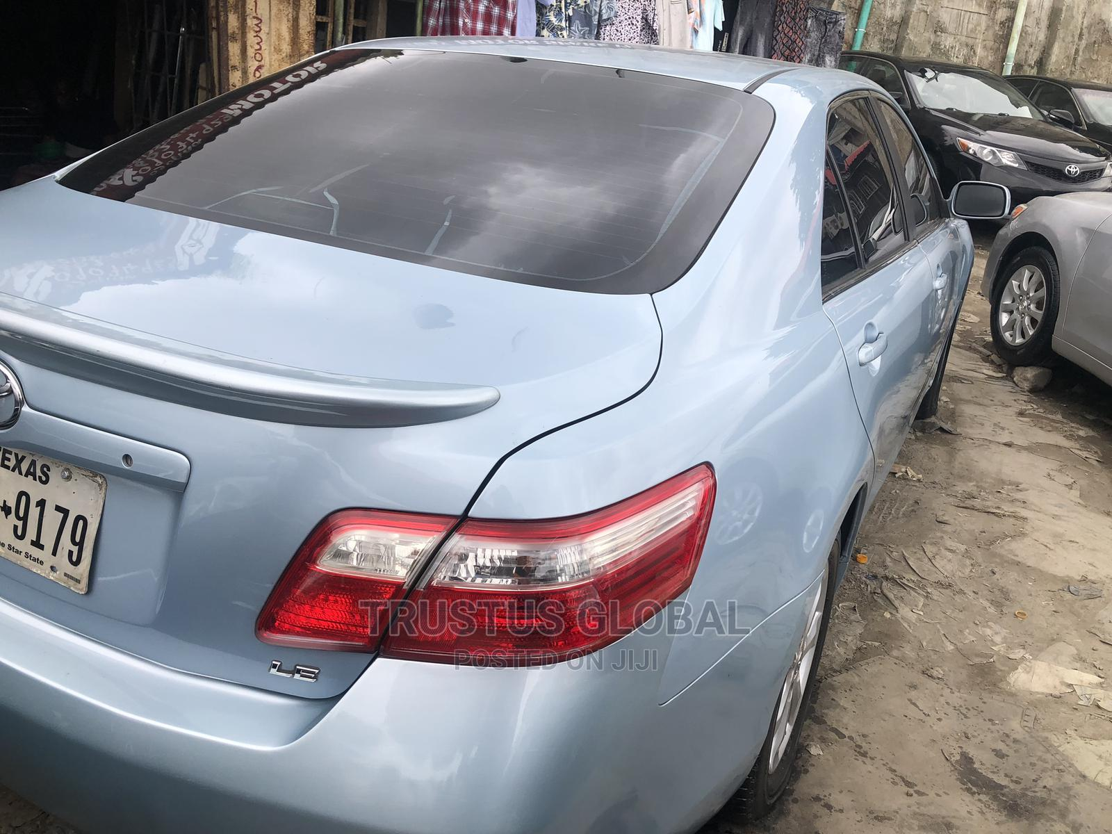 Toyota Camry 2009 Black | Cars for sale in Apapa, Lagos State, Nigeria